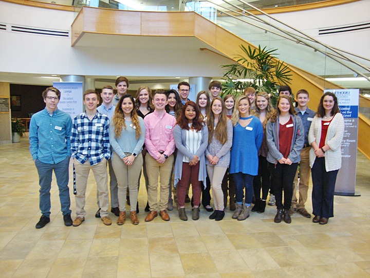 Anderson County Youth Leadership Class of 2018