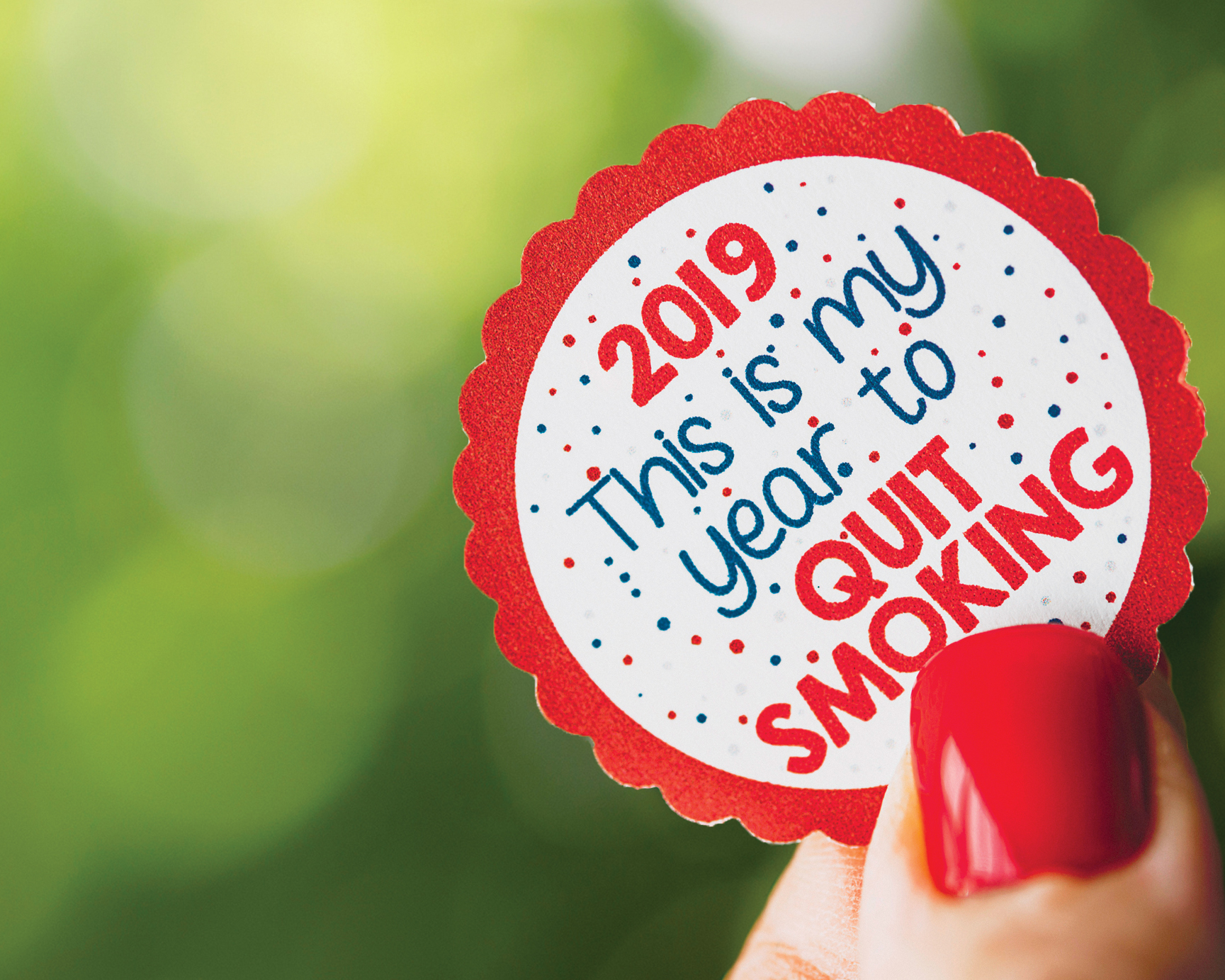 Quit Smoking and Make This Your Best Year Yet