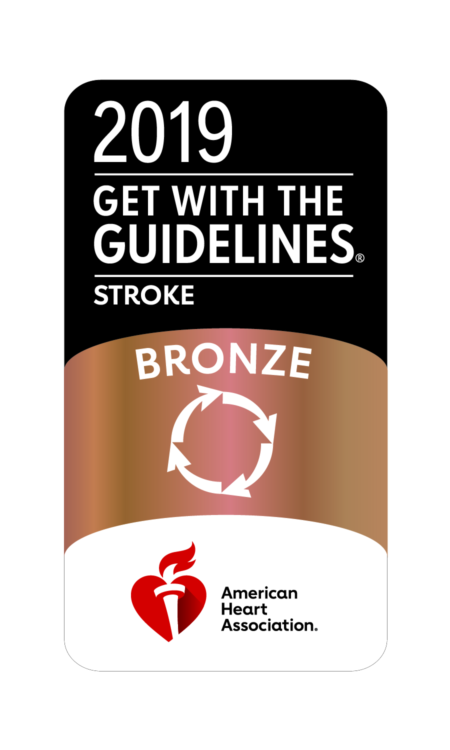 2019 Get With The Guidelines BRONZE