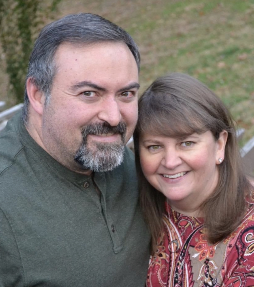 Mindy Jennings and her husband John are thankful for the expert surgical teams at Methodist Medical Center.